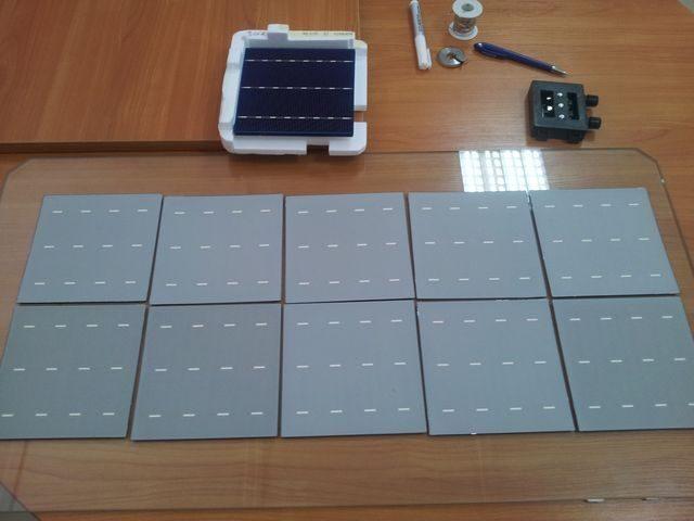 Как собрать солнечную панель своими руками - Econet 19